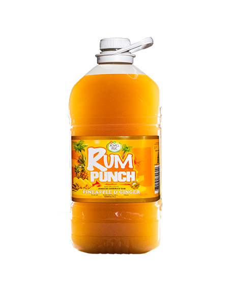 Jewel Rum Punch Pineapple and Ginger 5L Catering size