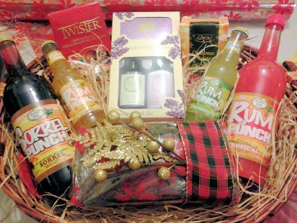 Jewel Isle - Christmas Hamper