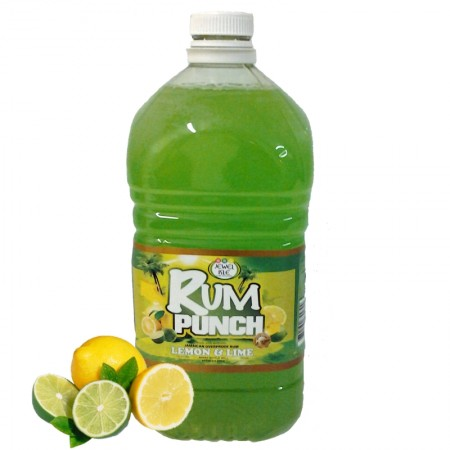 Lemon & Lime Rum Punch - 5 litre