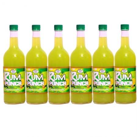Lemon & Lime - Rum Punch - 750ml 6 pack