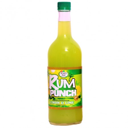 Lemon & Lime Rum Punch - 750ml