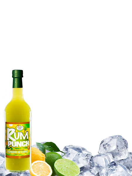 Lemon & Lime Rum Punch 750ml