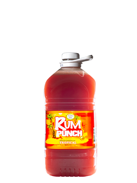 Jewel Isle Rum Punch Tropical 5 Litre Catering size