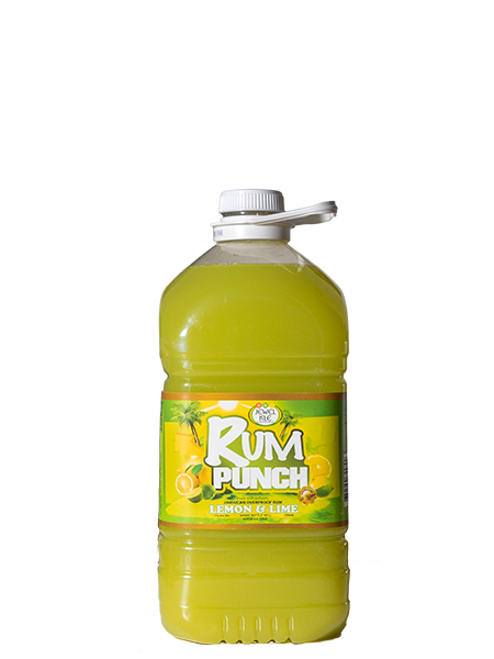 Lemon and Lime Rum Punch 5 Litre Catering Size