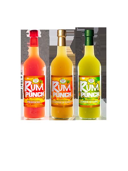 Jewel Isle Rum Punch 3-pack 750ml
