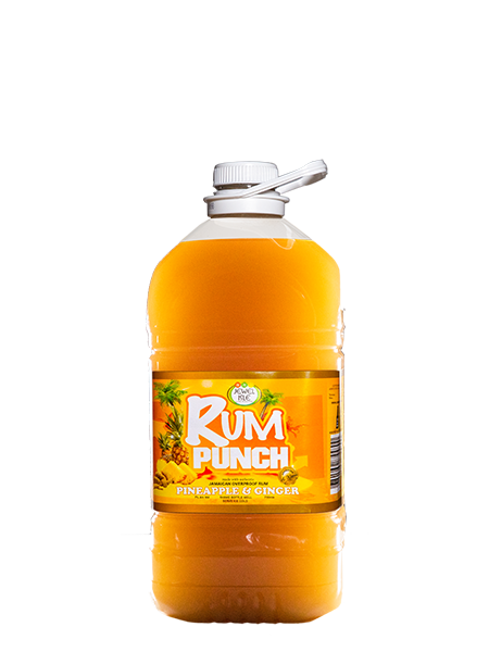 Pineapple Ginger Rum Punch 5L Catering size