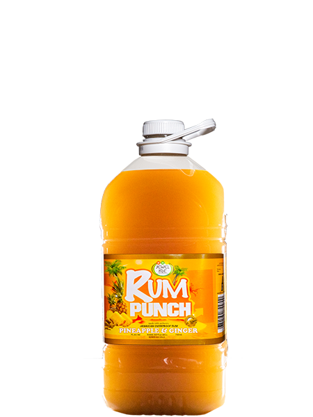 Pineapple Ginger Rum Punch catering 5L