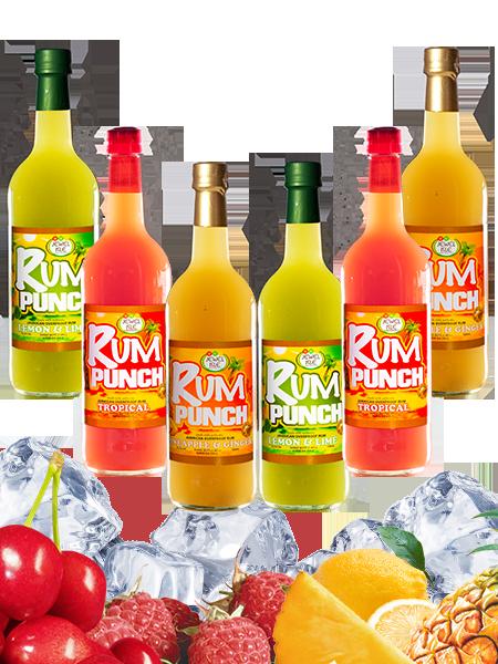 Jewel Isle Rum Punch 6-pack 750ml