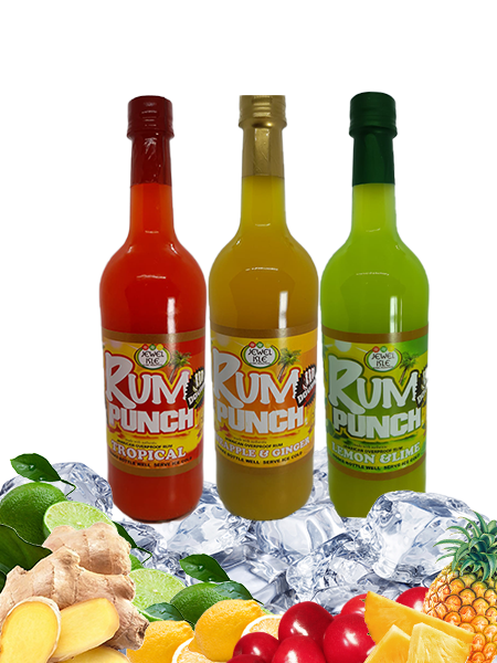 Jewel Isle Rum punch double-strength-3packs-750ml